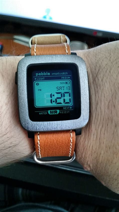 Pebble Time Skin guide pebble time 3rd bands and straps time