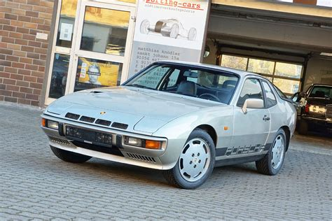 Porsche 924 Turbo by Porsche 924 Turbo Serie 2 Sporting Cars