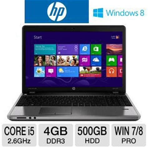 Hp 4540s Corei5 Mulus hp probook 4540s notebook pc intel i5 3230m 2 6ghz 4gb ddr3 500gb hdd dvdrw 15 6