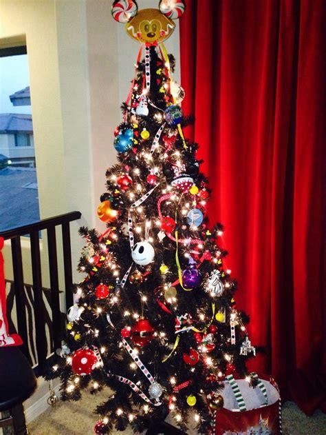black christmas tree decorations ideas decoration love