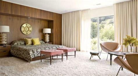 mid century bedroom design 10 refreshing bedroom designs with wood paneling https