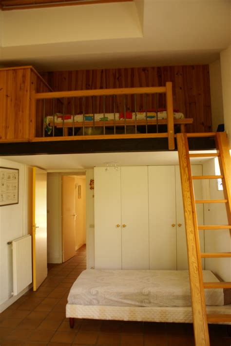 chambre avec mezzanine 6115855 location odeon