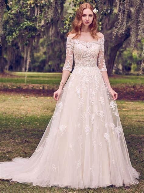 maggie sottero wedding dress 8ms491
