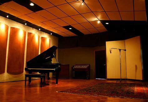 studio recording room