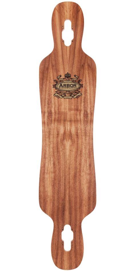 arbor genesis arbor genesis 44 longboard skateboard complete