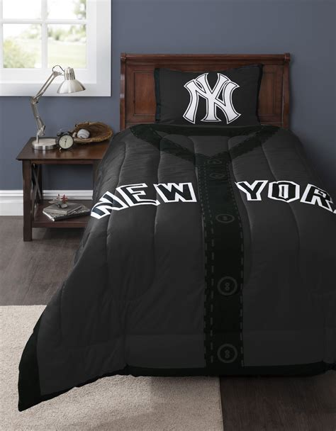 mlb  york yankees baseball pc crib bedding set obeddingcom