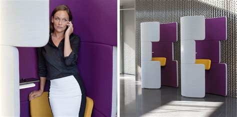 Space Planning Online docklands phone booth bene office furniture