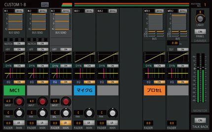 Panasonic Dx400 デジタルミキサー dx400 サウンド ビジネスソリューション panasonic