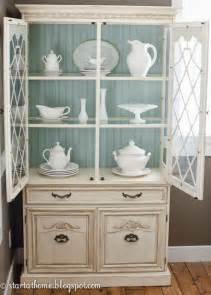 How To Add Color how to add color to your hutch start at home decor