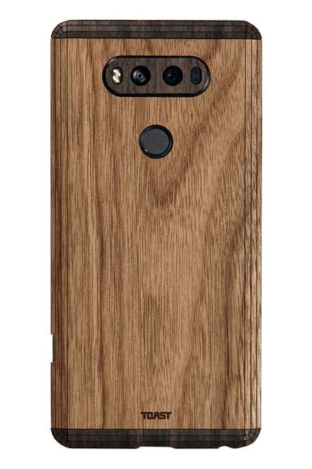 Casing Lg V20 Rolling Custom real wood covers for iphone android smartphones custom phone cover toastmade
