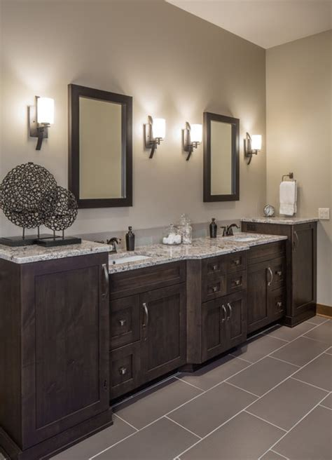 Home Decor Omaha by Rustic Modern Lake House Transitional Bathroom Omaha
