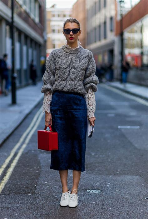 Looks Of The Week Fabsugar Want Need 15 by Best 25 Sweater Layering Ideas On Winter