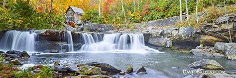 Landscape Park Definition Glade Creek Falls Babcock State Park David Balyeat