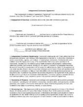 freelance marketing contract template how to create a freelancing contract with free sle