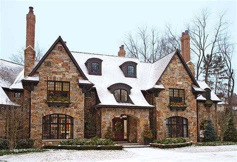 english tudor style love this stone house dream home pinterest english