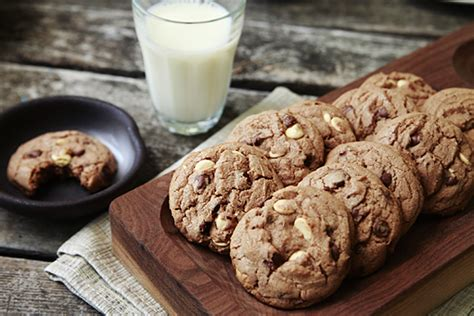 Cookies Kitchen by Chocolate Chocolate Chip Cookies Tasty
