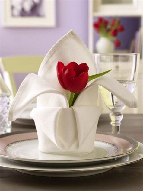 35 beautiful exles of napkin folding art and design
