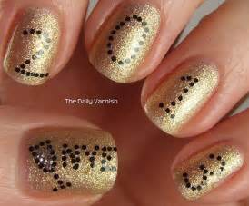 easy new year nail 15 nail designs we d raise our glasses to brit co