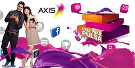 Axis 10 000 Pulsa Transfer cara cek pulsa axis lengkap terbaru