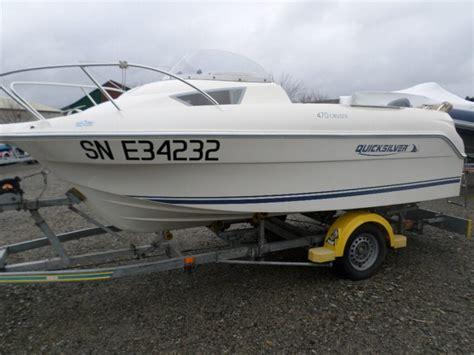 quicksilver 470 cabin quicksilver activ 470 cabin bateau moteur d occasion