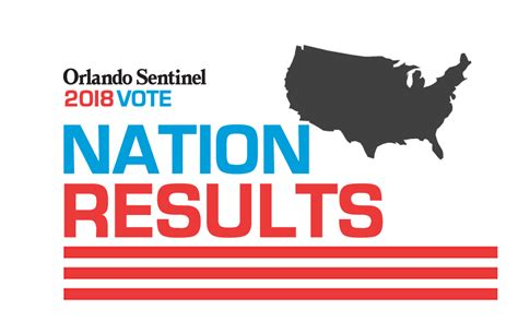 us general election results map 2018 u s general election results map orlando sentinel