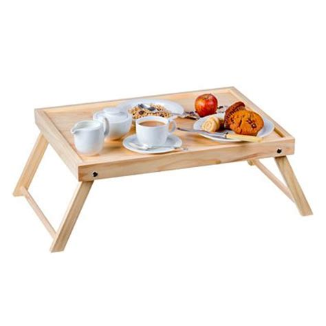 breakfast in bed tray walmart breakfast tray pine hospitality products pine house of york
