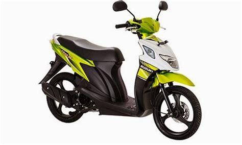 Suzuki Nex Fi new suzuki nex fi spesifikasi dan harga indonesia motorcycle