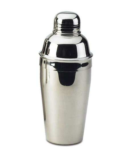 barware accessories king metal works cocktail shaker stainless steel