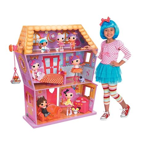 lalaloopsy doll houses cute and fun new dollhouses for 2012 toy tattle
