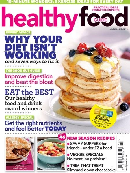 guide cuisine magazine healthy food guide single issue nz magazine shop