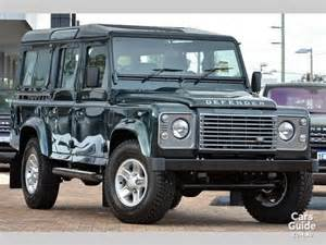 2015 land rover defender 110 4x4 for sale 47 500 manual