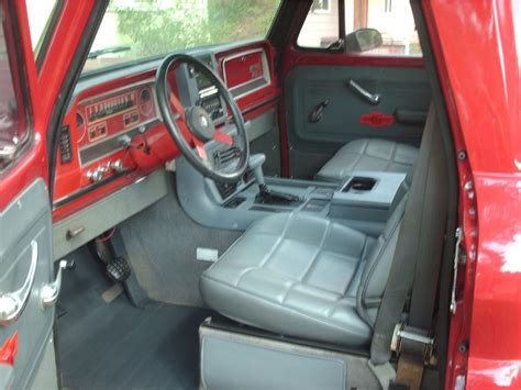 1964 Chevy Truck Interior by 1964 Chevrolet Custom 4x4 94027