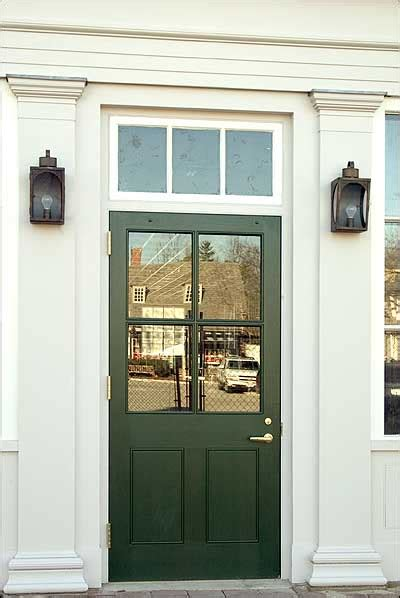 Shop Front Windows And Doors The New Architecture Of Merchants Square The Colonial Williamsburg Official History