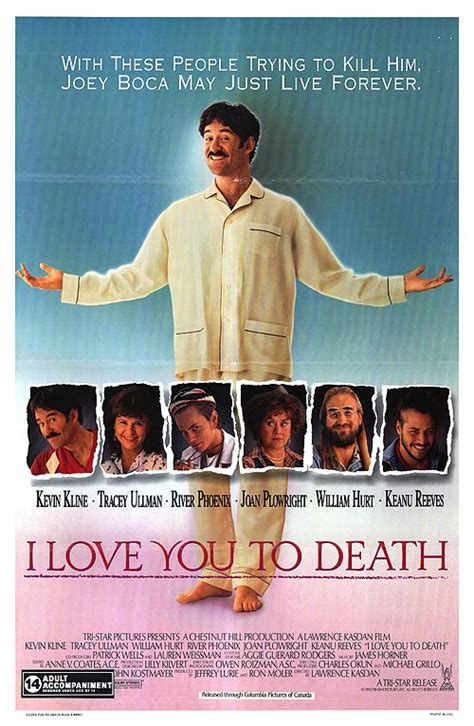 Film Love You To Death | peter s retro movie review i love you to death 1990