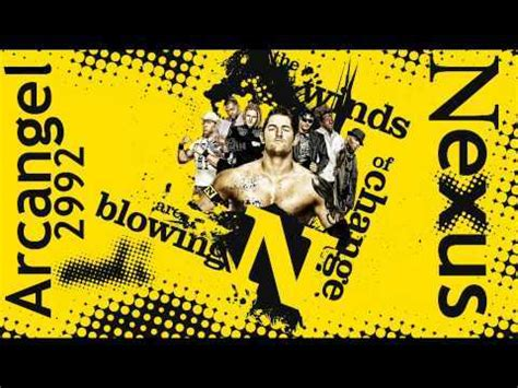 theme song quiz for wwe what is the name of the band that preformed the nexus