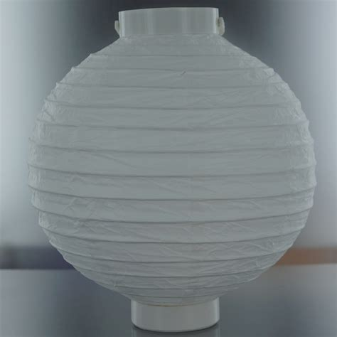 Lighted Paper Lanterns by White Lighted Battery Powered Decorative Paper