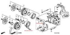 civic on ac compressor there is a thermo resistor is the