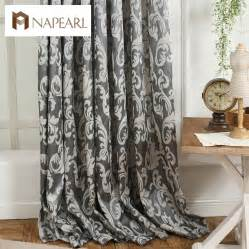 Blackout Kitchen Curtains Window Curtain European Style Semi Blackout 3d Curtains For Living Room Modern Curtain Kitchen
