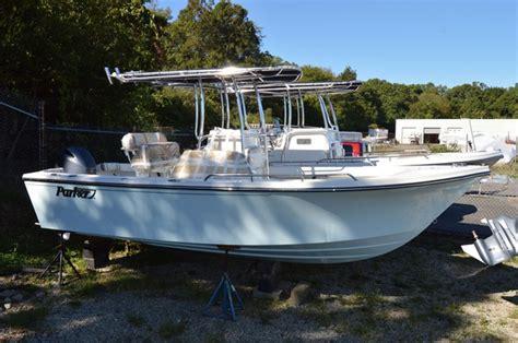 parker boats massachusetts parker boats for sale in hingham massachusetts