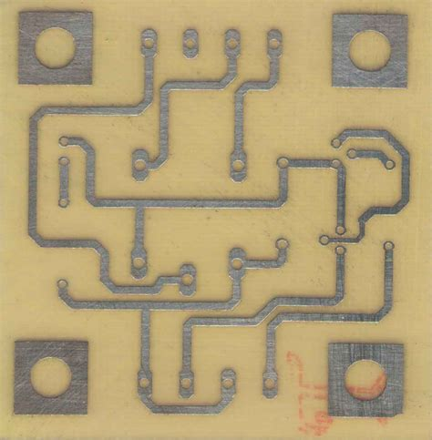 simple circuit board pcb quot fab in a box quot the 8min circuit board system