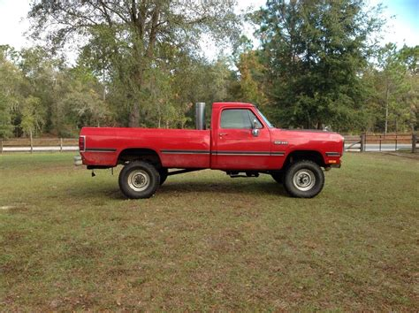 dodge ram turbo diesel 1993 dodge ram 12 valve 5 9 cummins turbo diesel 4x4 4wd