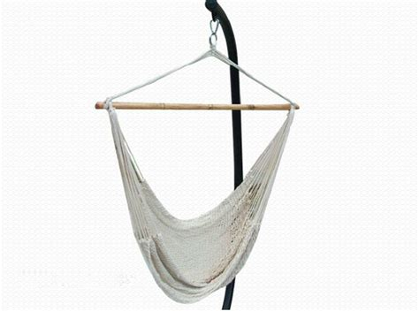 Hammock Chair Frame by Comfortable Hammock Chair With Heavy Duty Steel Frame
