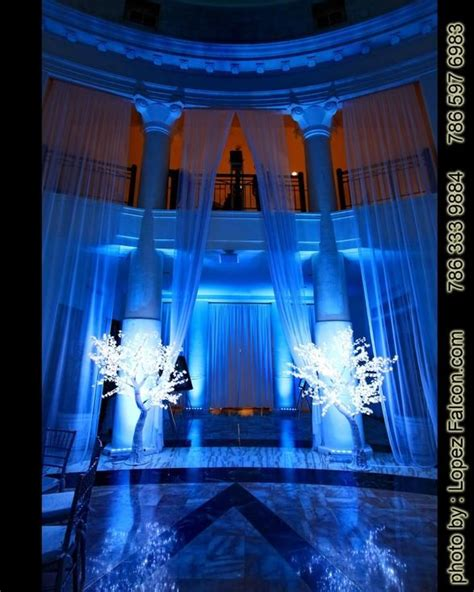 winter quinceanera decorations 17 best images about quince westin colonnade coral gables