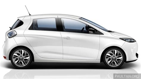 renault zoe electric vehicle now available in malaysia