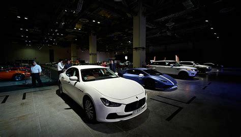 Maserati Ghibli Price Singapore Car Of The Year 2017 Bmw Alpina B4 Bi Turbo And Maserati
