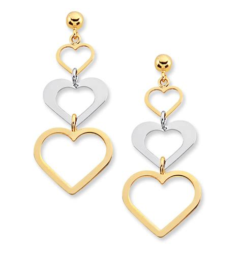 15 gold earrings designs mostbeautifulthings