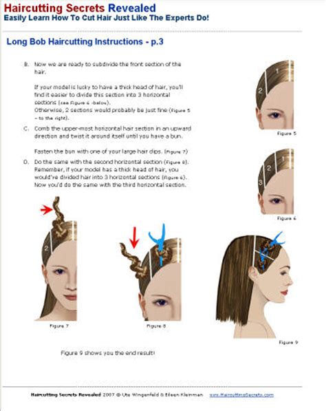 step by step instruction to cut my own hair in to a messypixie haircutting secrets revealed gallery sle ebook pages