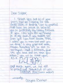 Home help our military endure letters to our soldiers a8oariop