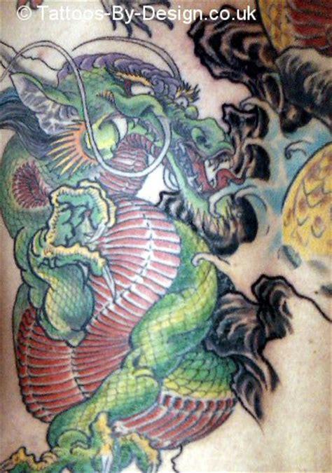 dragon tattoo lower back lower back piece dragon tattoo