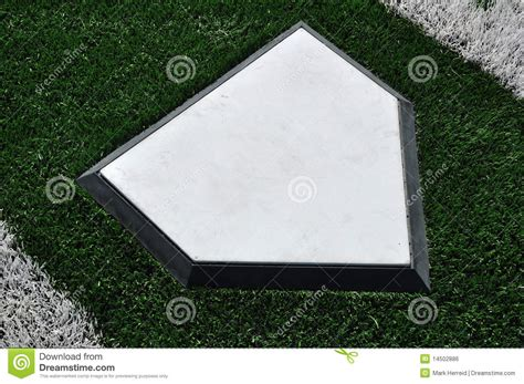 home plate home plate royalty free stock image image 14502886